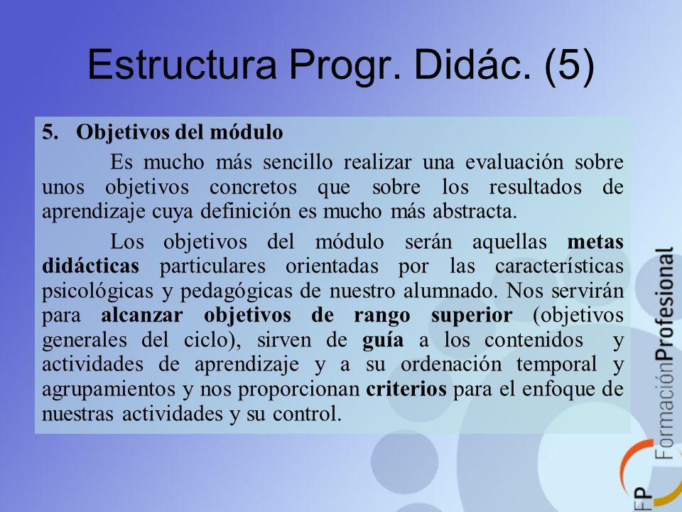 Estructura Progr. Didác. (5)