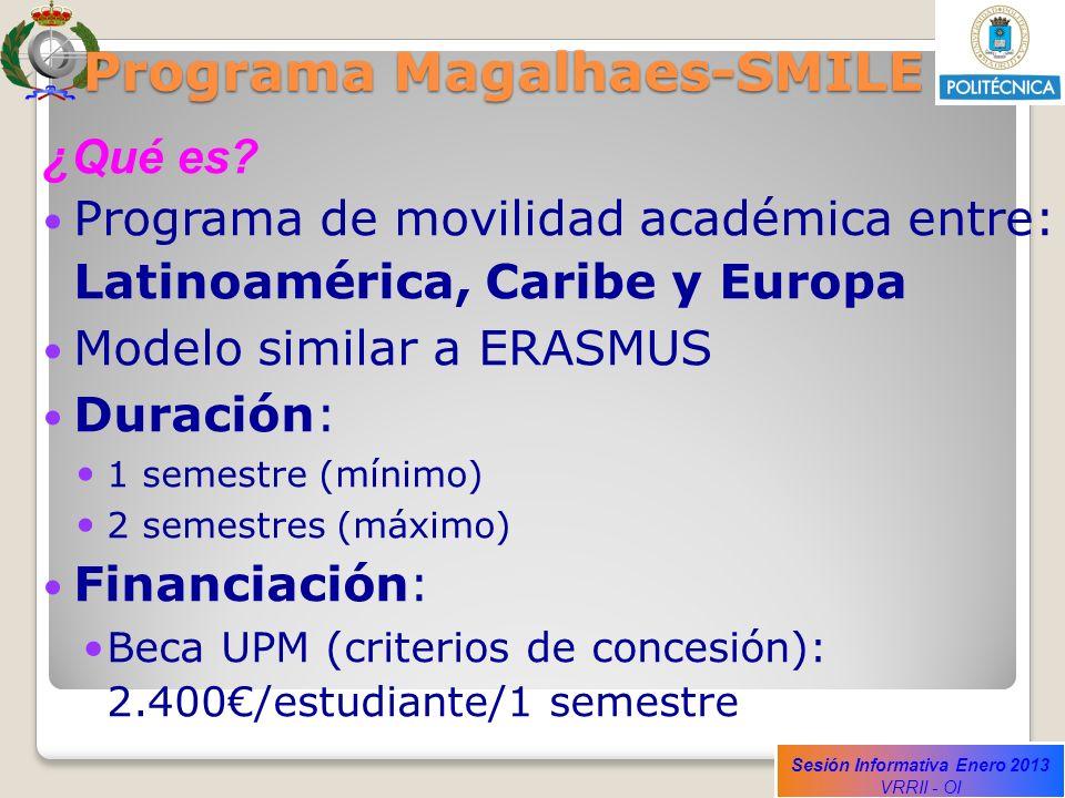 Programa Magalhaes-SMILE