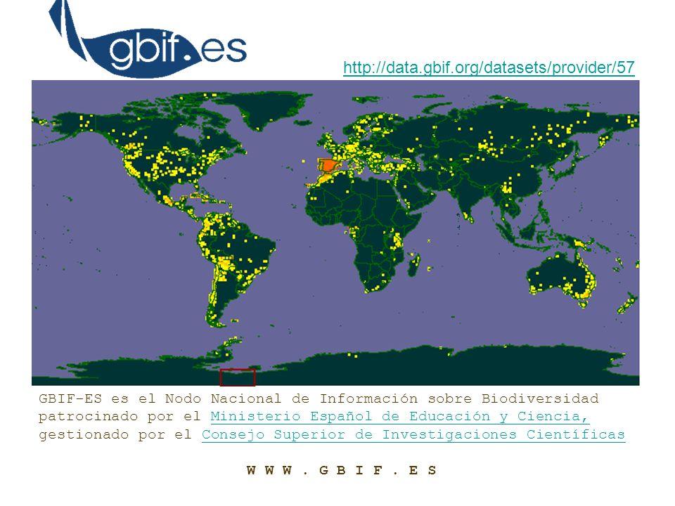 http://data.gbif.org/datasets/provider/57