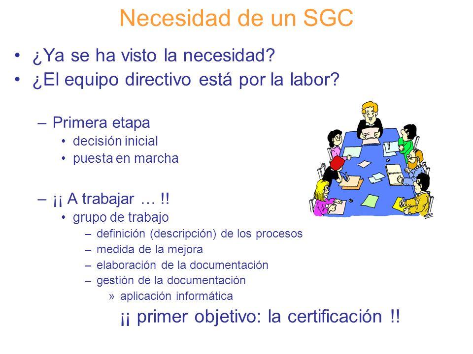 ¡¡ primer objetivo: la certificación !!