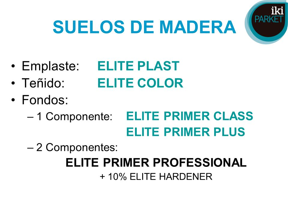 ELITE PRIMER PROFESSIONAL