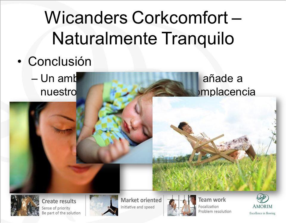 Wicanders Corkcomfort – Naturalmente Tranquilo
