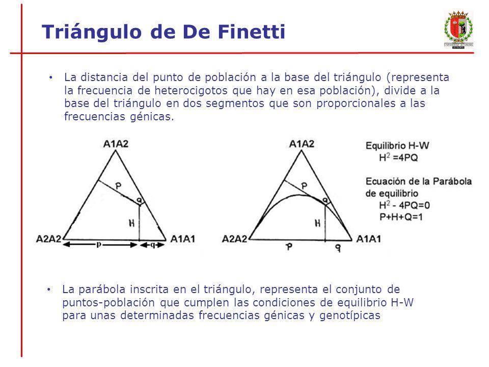Triángulo de De Finetti