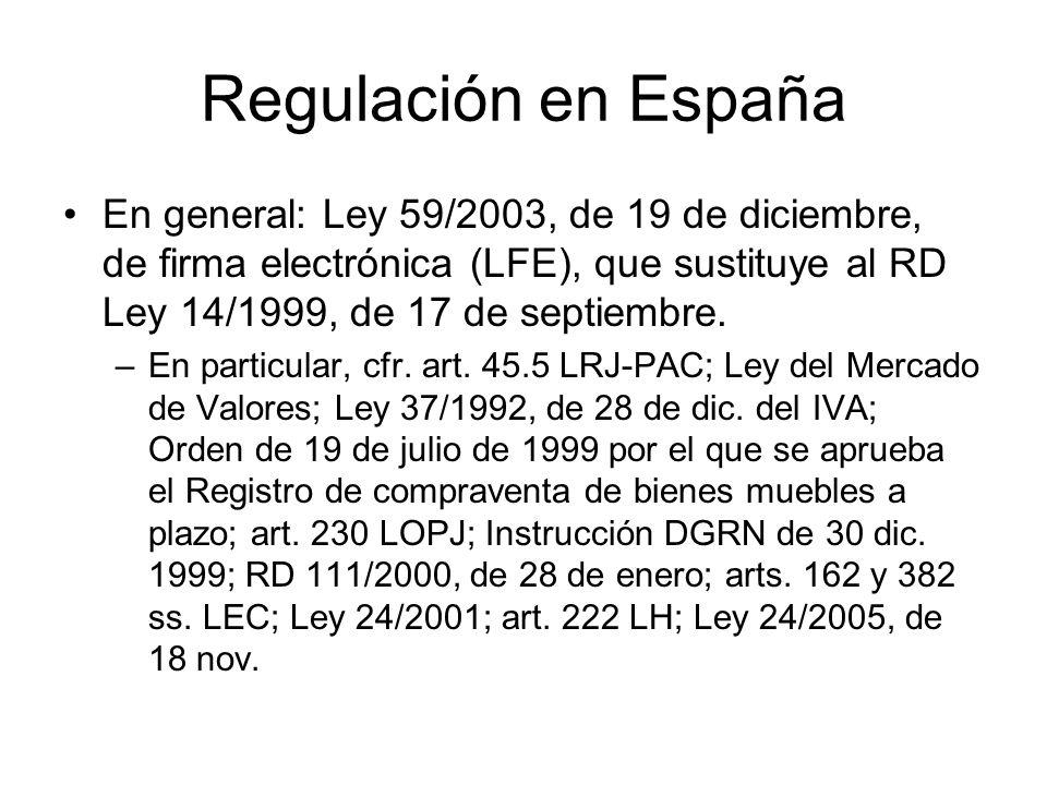 Firma electr nica oscar vergara ppt descargar for Registro de bienes muebles de madrid