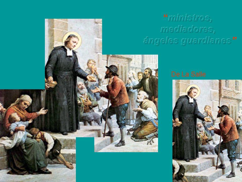 ministros, mediadores, ángeles guardianes