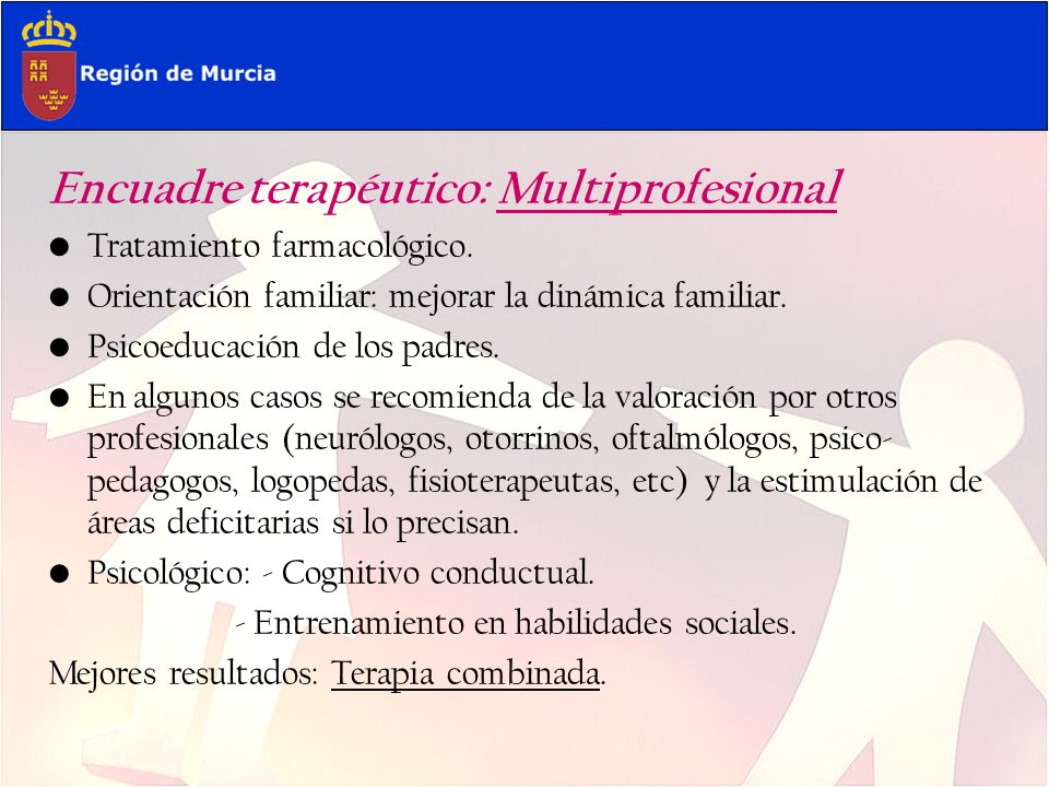 Encuadre terapéutico: Multiprofesional