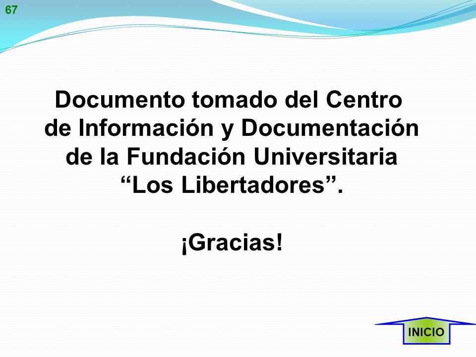 Documento tomado del Centro de Información y Documentación