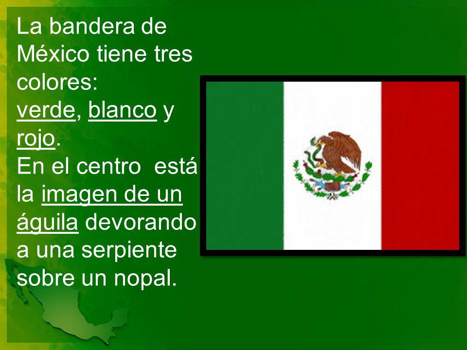 cuantos anos tiene la bandera mexicana en el 2016 la