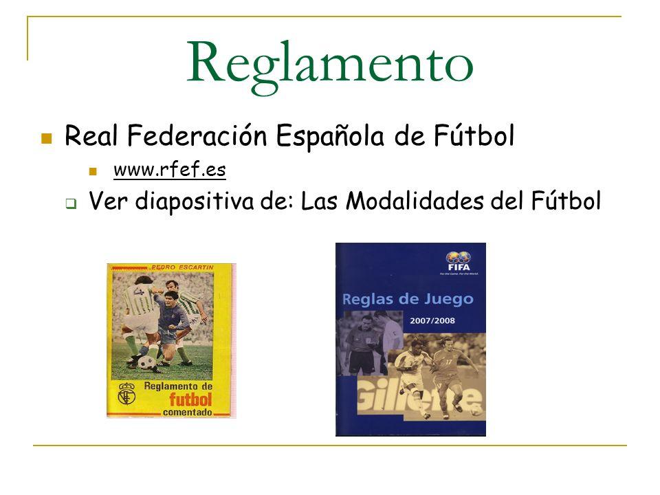 Reglamento Real Federación Española de Fútbol