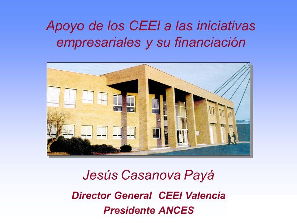 Director General CEEI Valencia