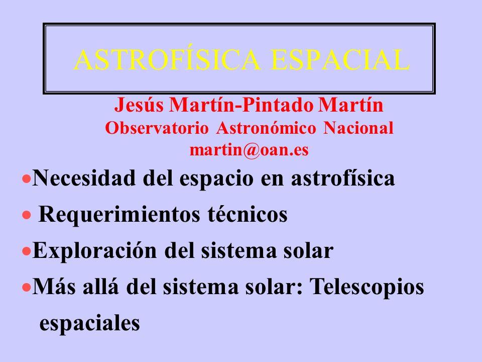 Observatorio Astronómico Nacional