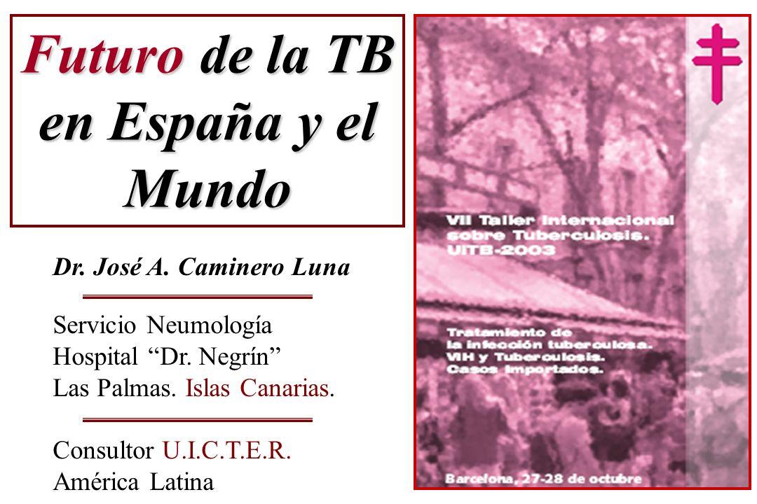 Futuro de la TB en España y el Mundo