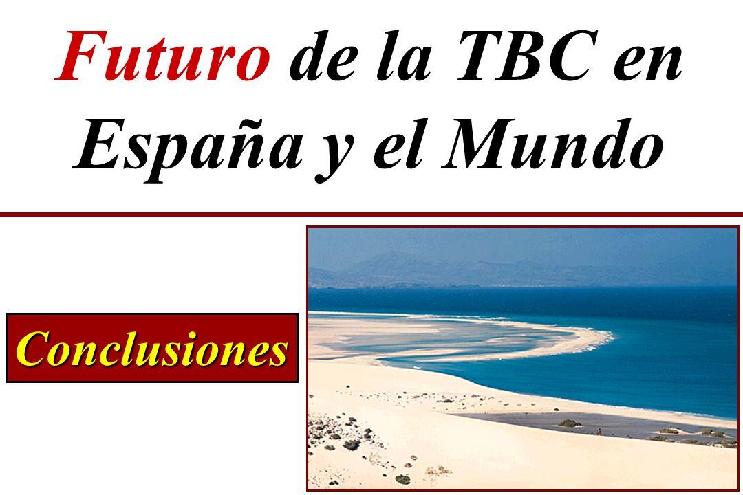 Futuro de la TBC en España y el Mundo