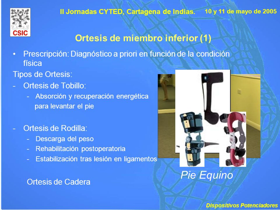 Ortesis de miembro inferior (1)