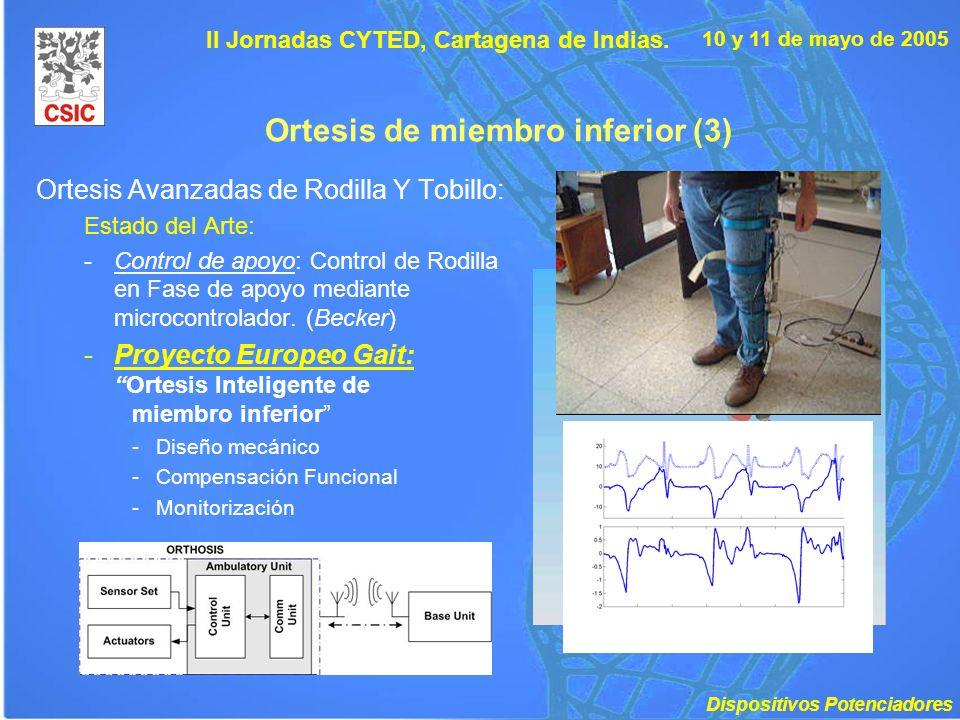 Ortesis de miembro inferior (3)