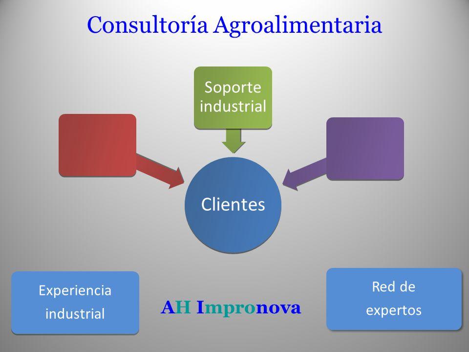 Consultoría Agroalimentaria