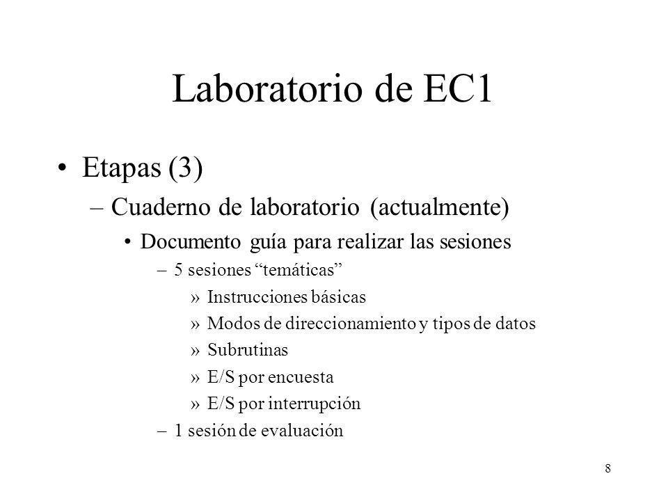 Laboratorio de EC1 Etapas (3) Cuaderno de laboratorio (actualmente)