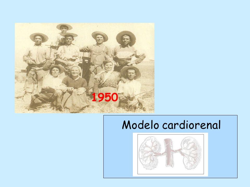 1950 Modelo cardiorenal