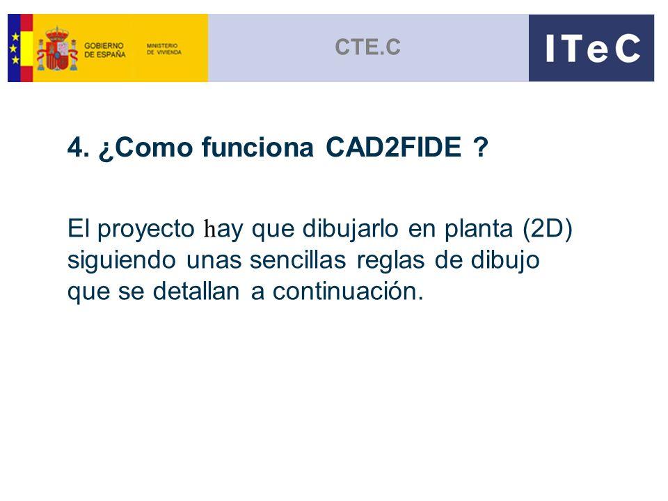 4. ¿Como funciona CAD2FIDE
