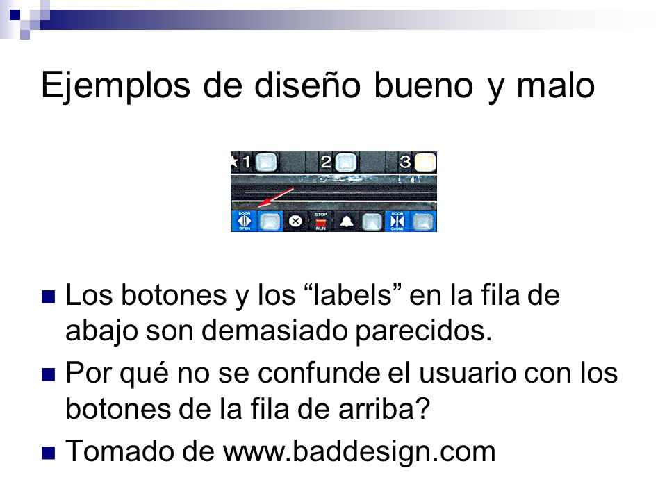 curso de interacci n hombre computador ppt descargar. Black Bedroom Furniture Sets. Home Design Ideas