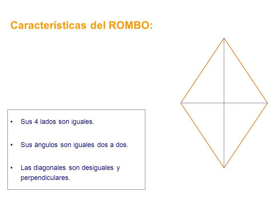 Características del ROMBO: