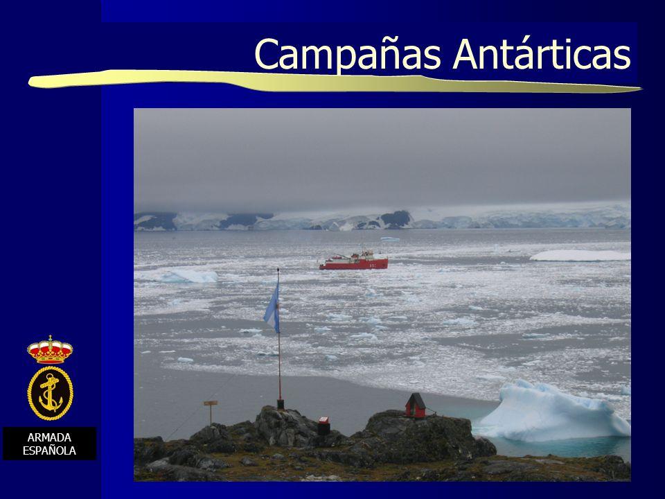 Campañas Antárticas