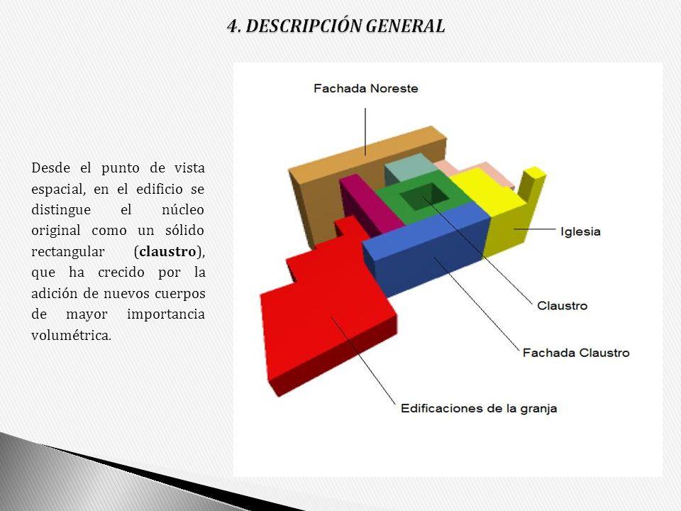 4. DESCRIPCIÓN GENERAL