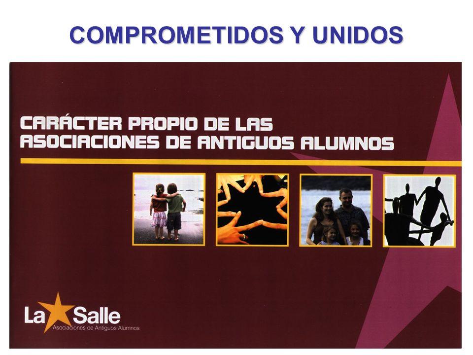 COMPROMETIDOS Y UNIDOS