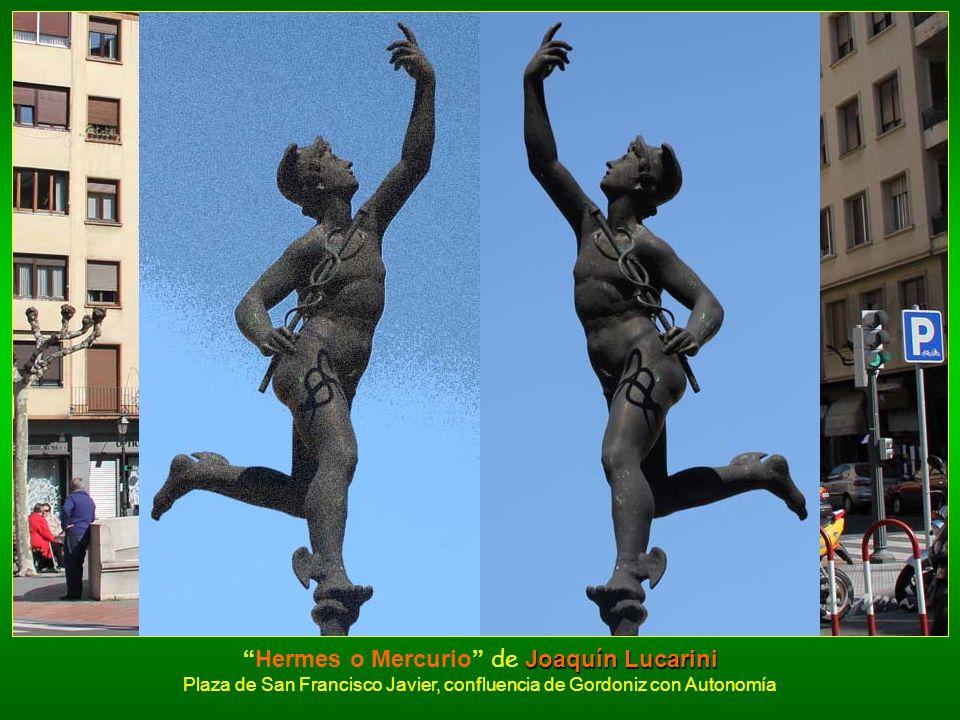 Hermes o Mercurio de Joaquín Lucarini