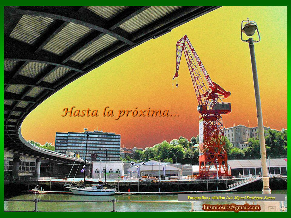 Fotografías y edición: Luis Miguel Rodriguez Santos