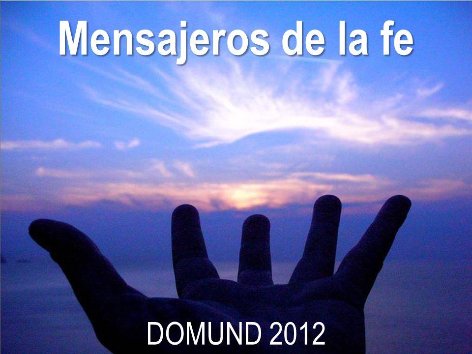 Mensajeros de la fe OFERTORIO HASTA EL SANCTUS DOMUND 2012
