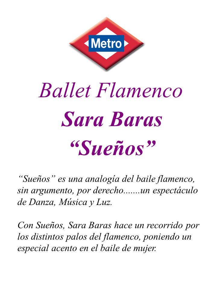 Ballet Flamenco Sueños