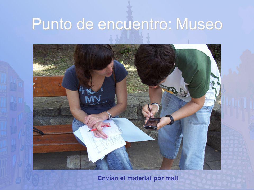 Punto de encuentro: Museo