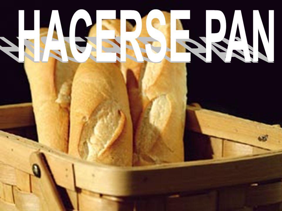 HACERSE PAN