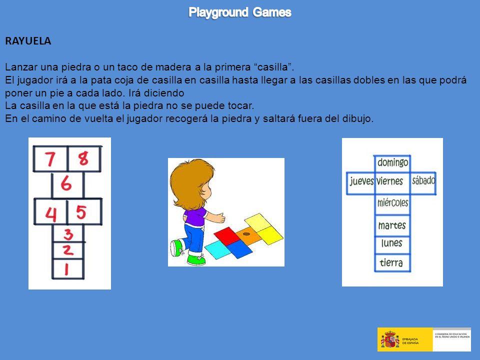 Playground Games RAYUELA