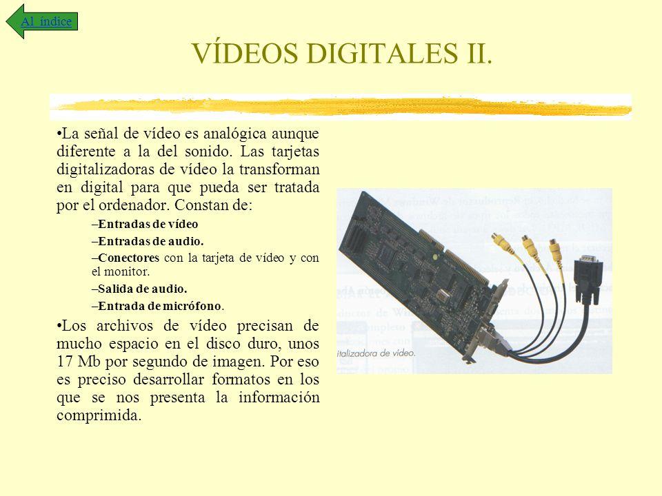 Al índice VÍDEOS DIGITALES II.