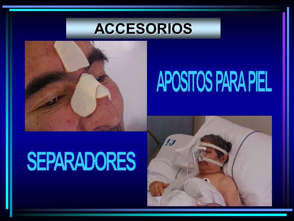 ACCESORIOS APOSITOS PARA PIEL SEPARADORES