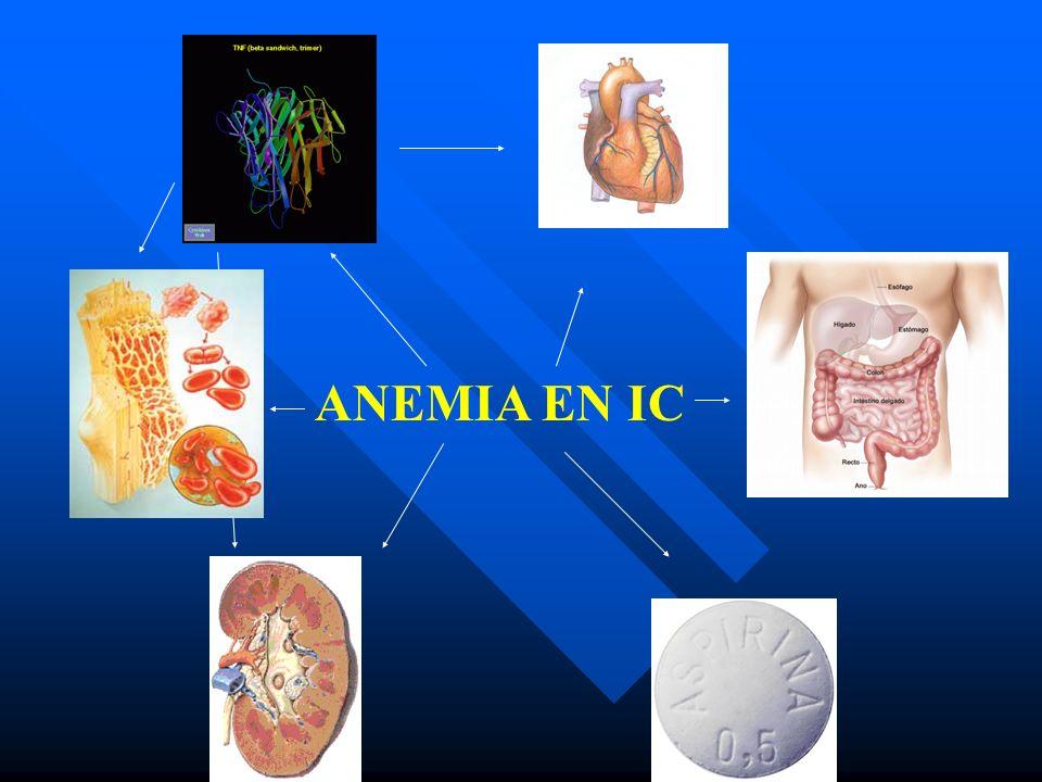 ANEMIA EN IC