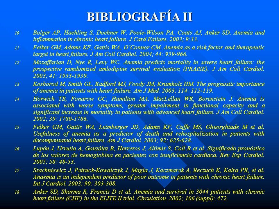 BIBLIOGRAFÍA II