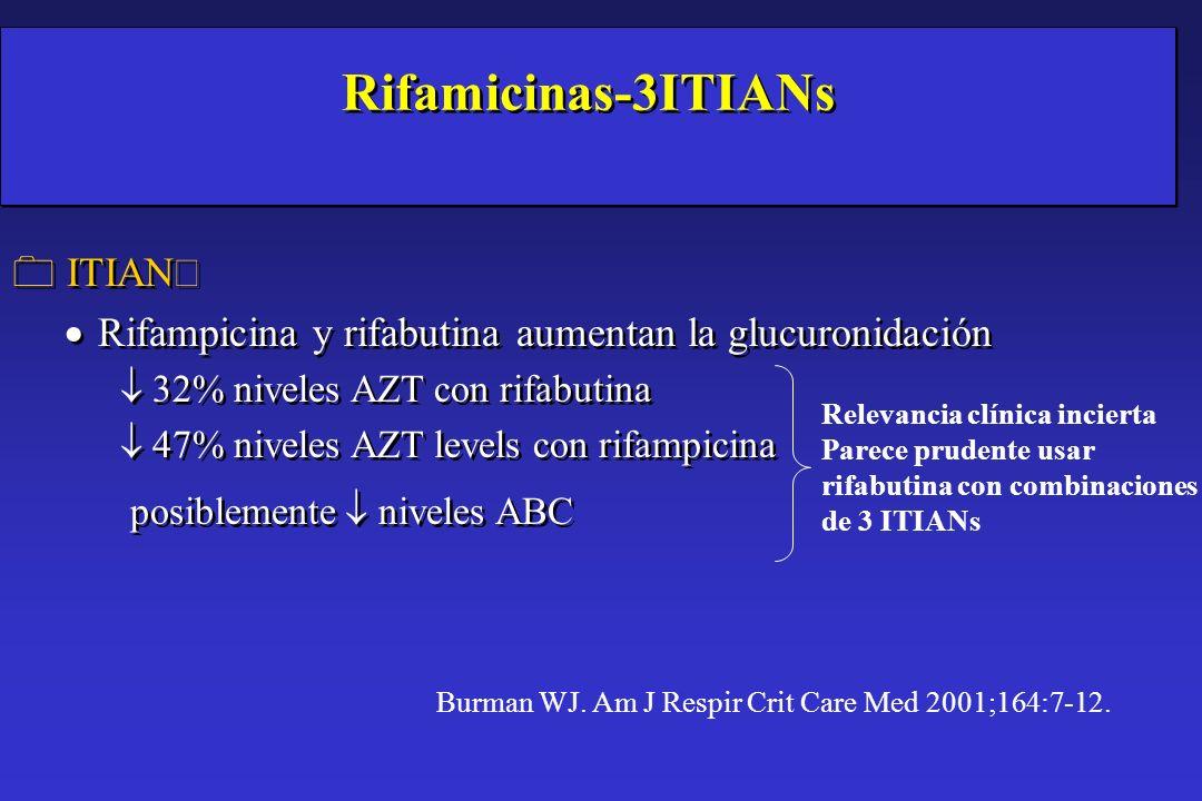 Rifamicinas-3ITIANs ITIANÞ
