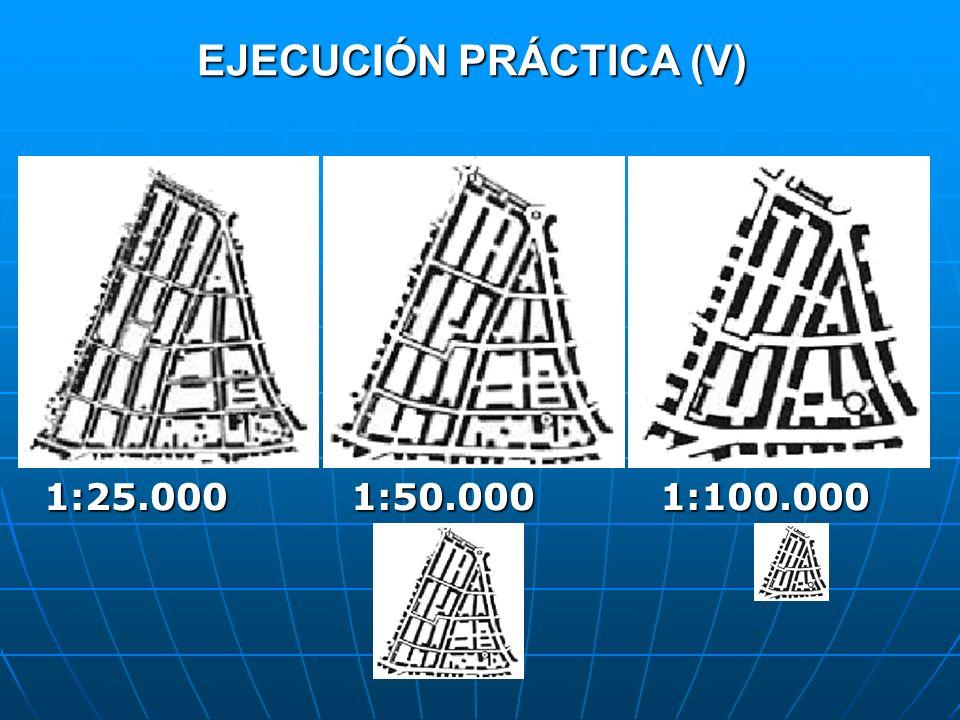 EJECUCIÓN PRÁCTICA (V)