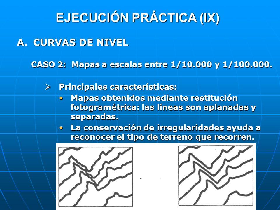 EJECUCIÓN PRÁCTICA (IX)