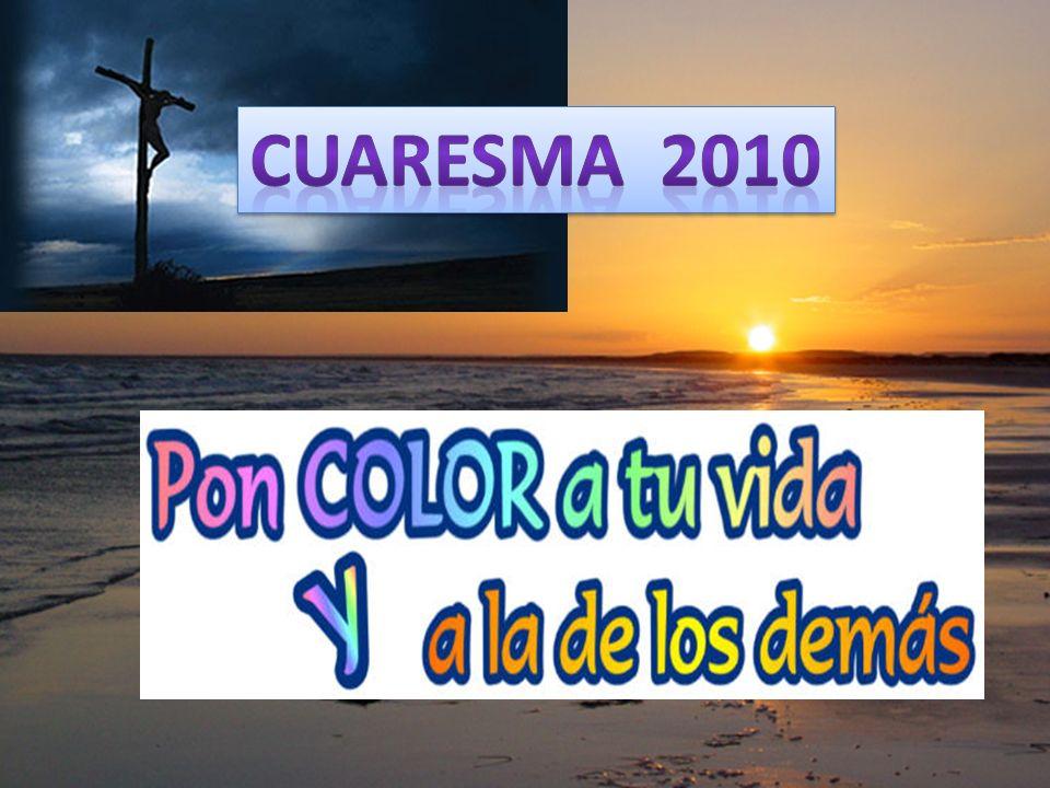 Cuaresma 2010