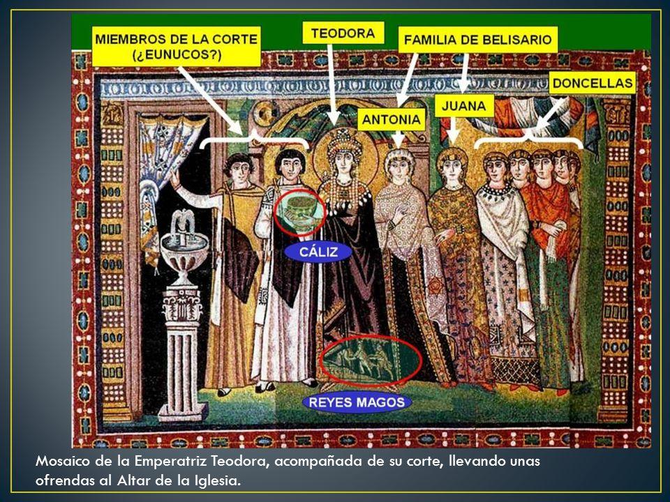 Los Mosaicos de la iglesia de San Vital - ppt descargar