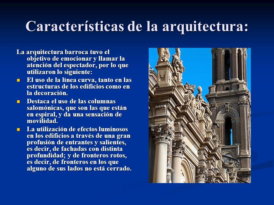 barroco espa ol arquitectura ppt video online descargar On arquitectura barroca caracteristicas