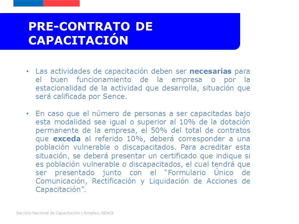 PRE-CONTRATO DE CAPACITACIÓN