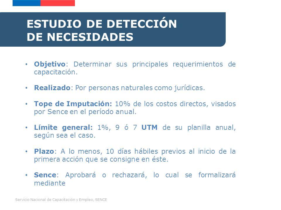 ESTUDIO DE DETECCIÓN DE NECESIDADES