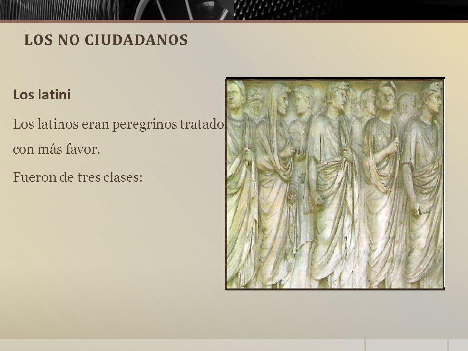 Los no Ciudadanos Los latini