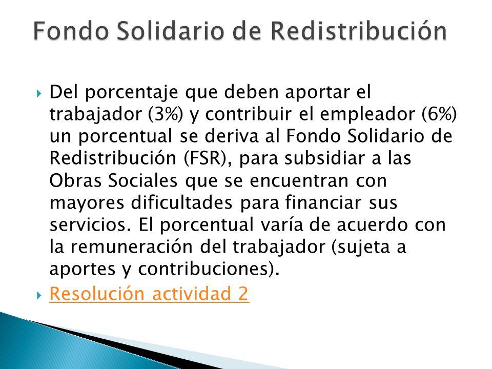 Fondo Solidario de Redistribución
