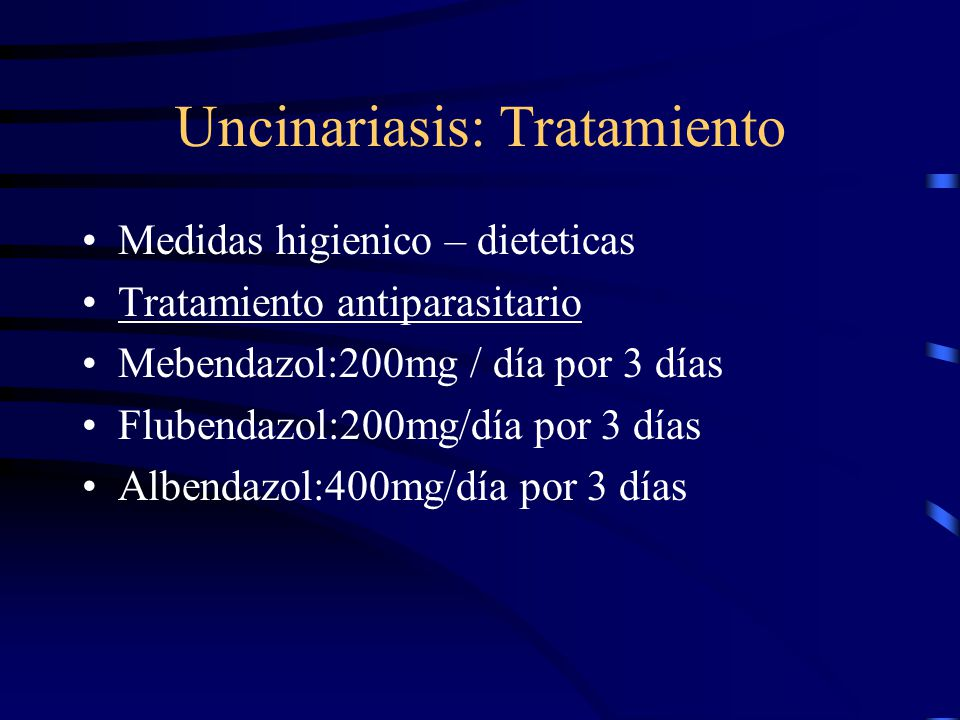 Helmintiasis: Nematodes intestinales - ppt video online